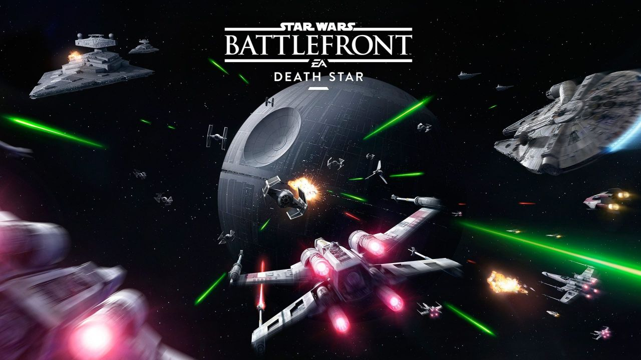 Star Wars Battlefront : L'Etoile de la Mort disponible