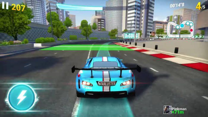 Ridge Racer : Le come-back sur mobiles !