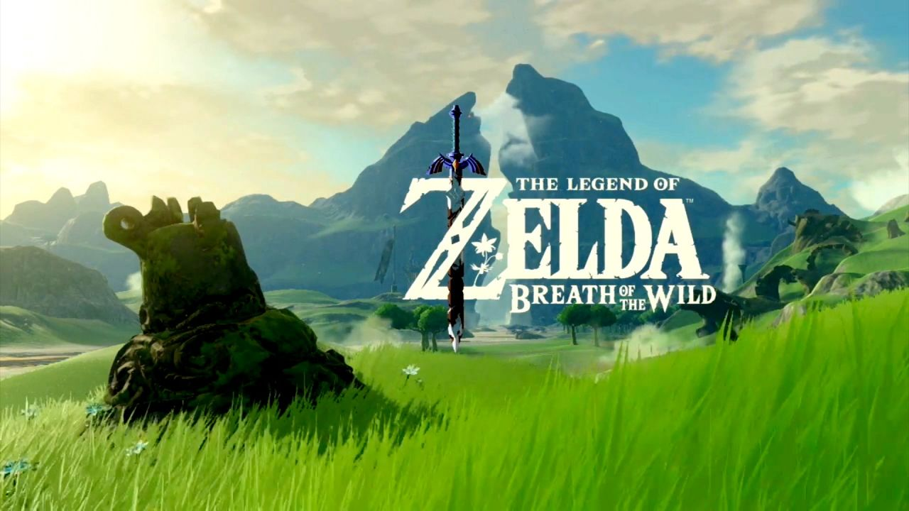 Zelda Breath of the Wild : Plus de 40 minutes de vidéo viennent d'arriver !