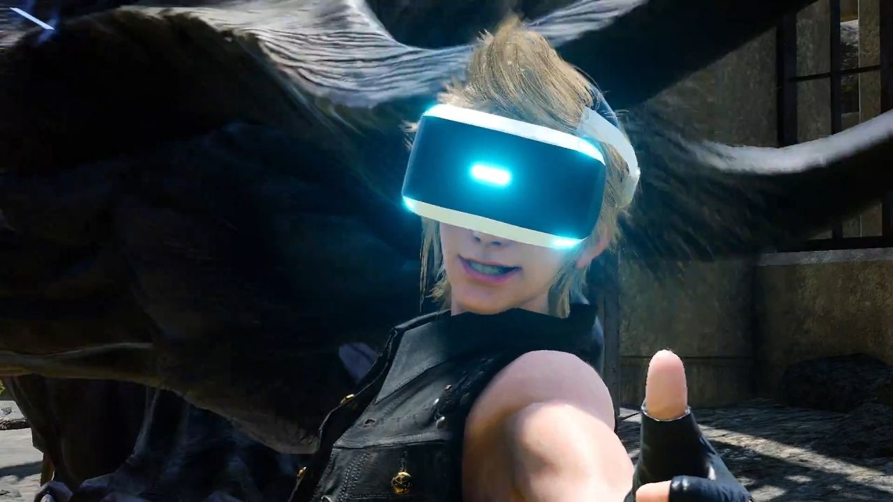 Final Fantasy 15 : La VR à l'honneur à la Paris Games Week