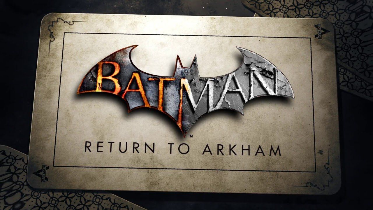 Batman : Return to Arkahm