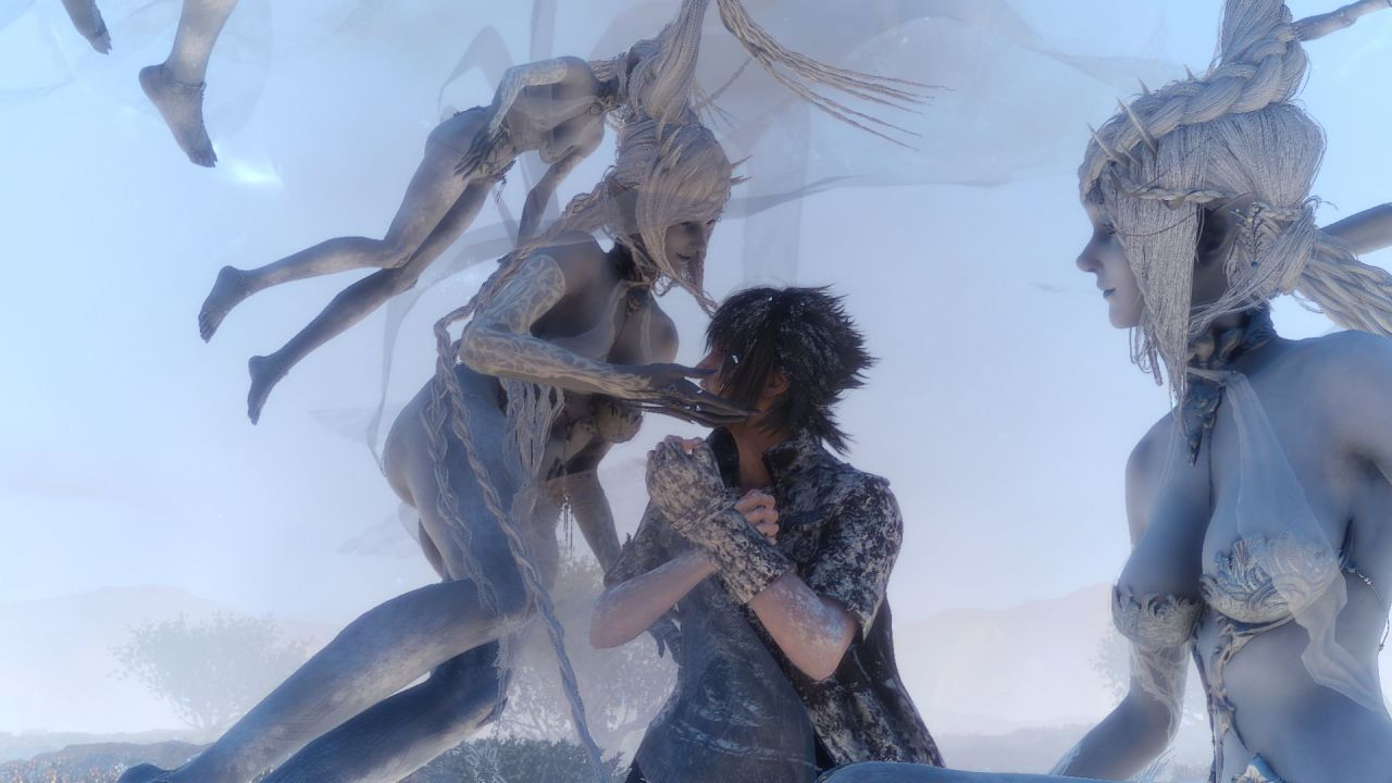 Final Fantasy XV : Une salve d'images inédites