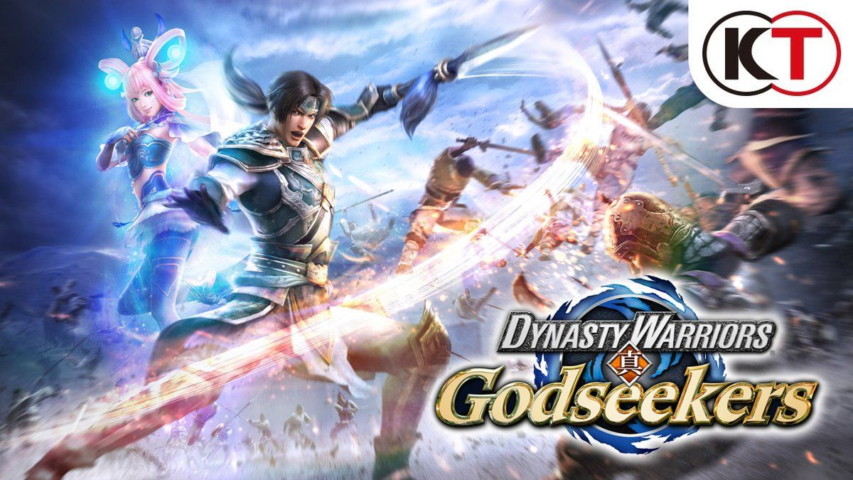 Dynasty Warriors Godseekers : trailer occidental