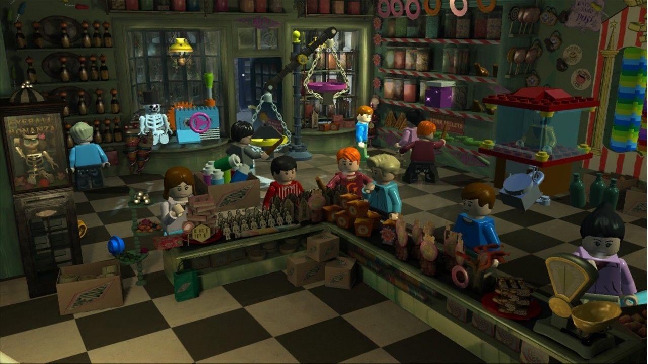 Lego Harry Potter : Annees 1 à 4