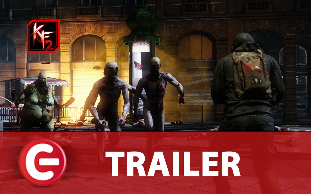 Killing Floor 2 : Le monstrueux trailer de lancement