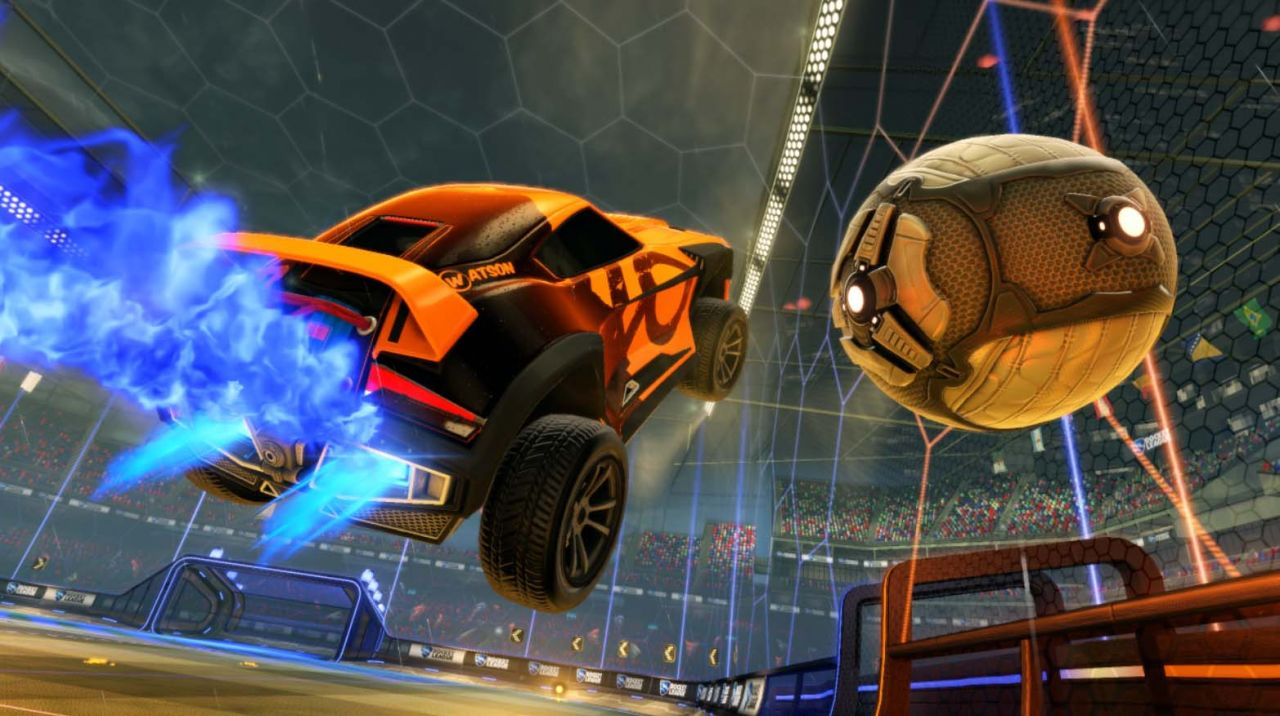 Rocket League : Le contenu de l'édition