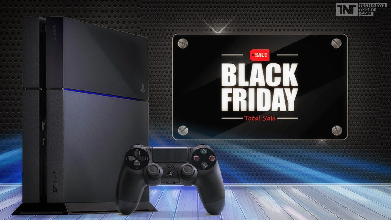 PSN : La liste des promotions du Black Friday sur le store de Sony