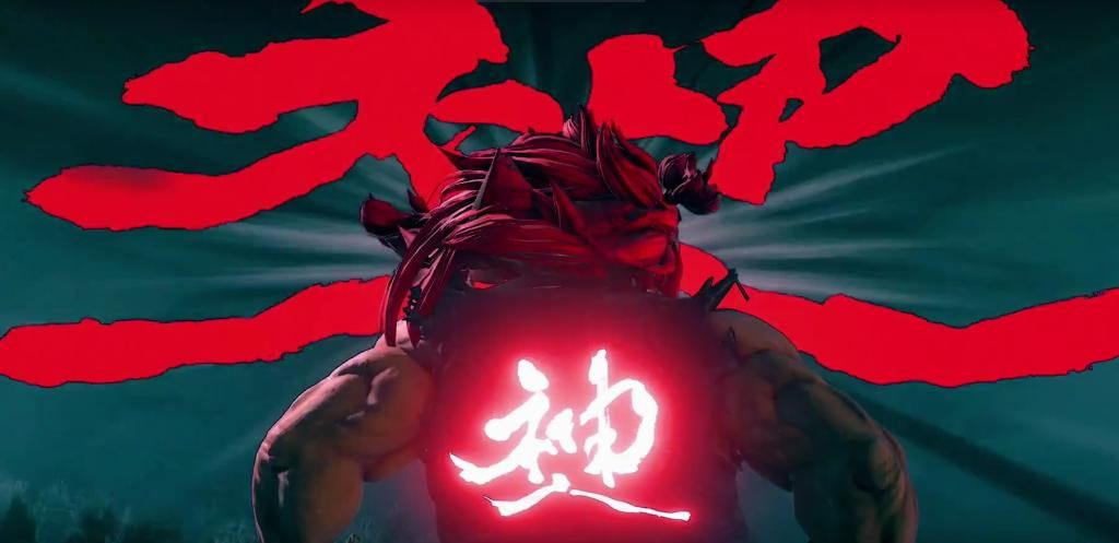 Street Fighter 5 : Akuma dévoile son trailer
