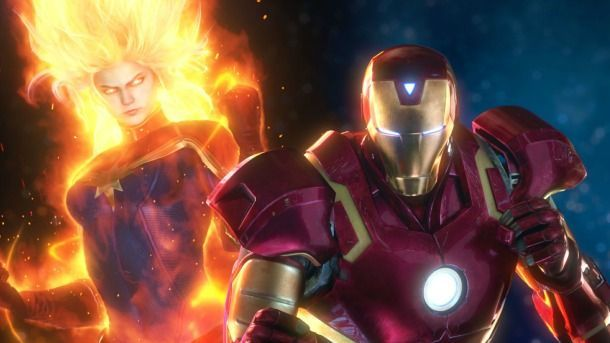 Marvel vs Capcom Infinite : Trailer de gameplay