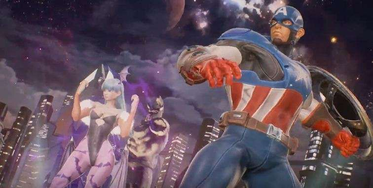 Marvel Vs Capcom Infinite : Captain America et Morrigan rejoignent le combat