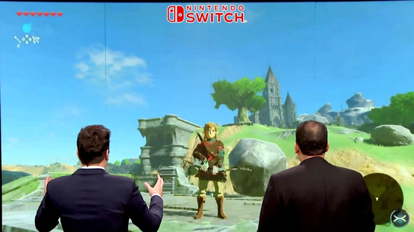 Zelda Breath of the Wild : Différences entre la version Wii U et Switch !
