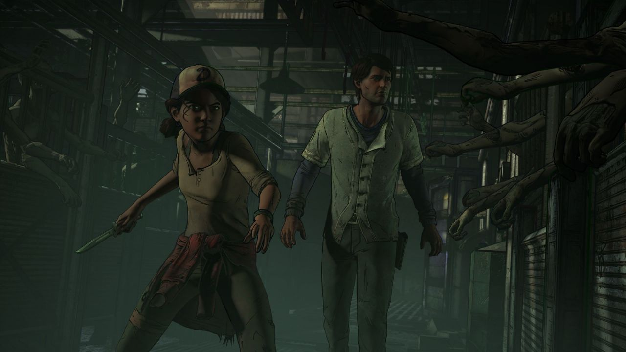 The Walking Dead Saison 3 : Un trailer de lancement avec pleins de zombies