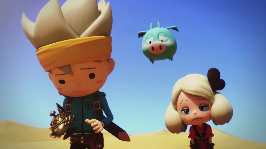 The Snack World : Level-5 dévoile un nouveau trailer