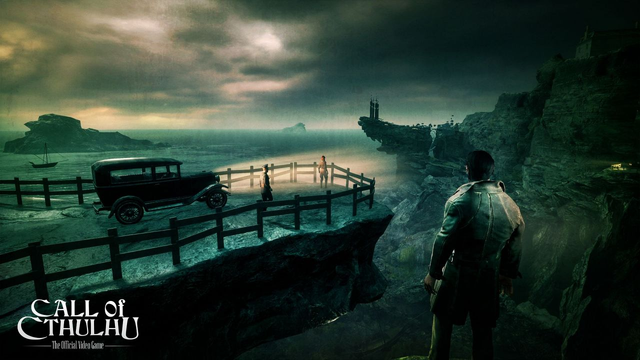 Call of Cthulhu : De nouvelles images...