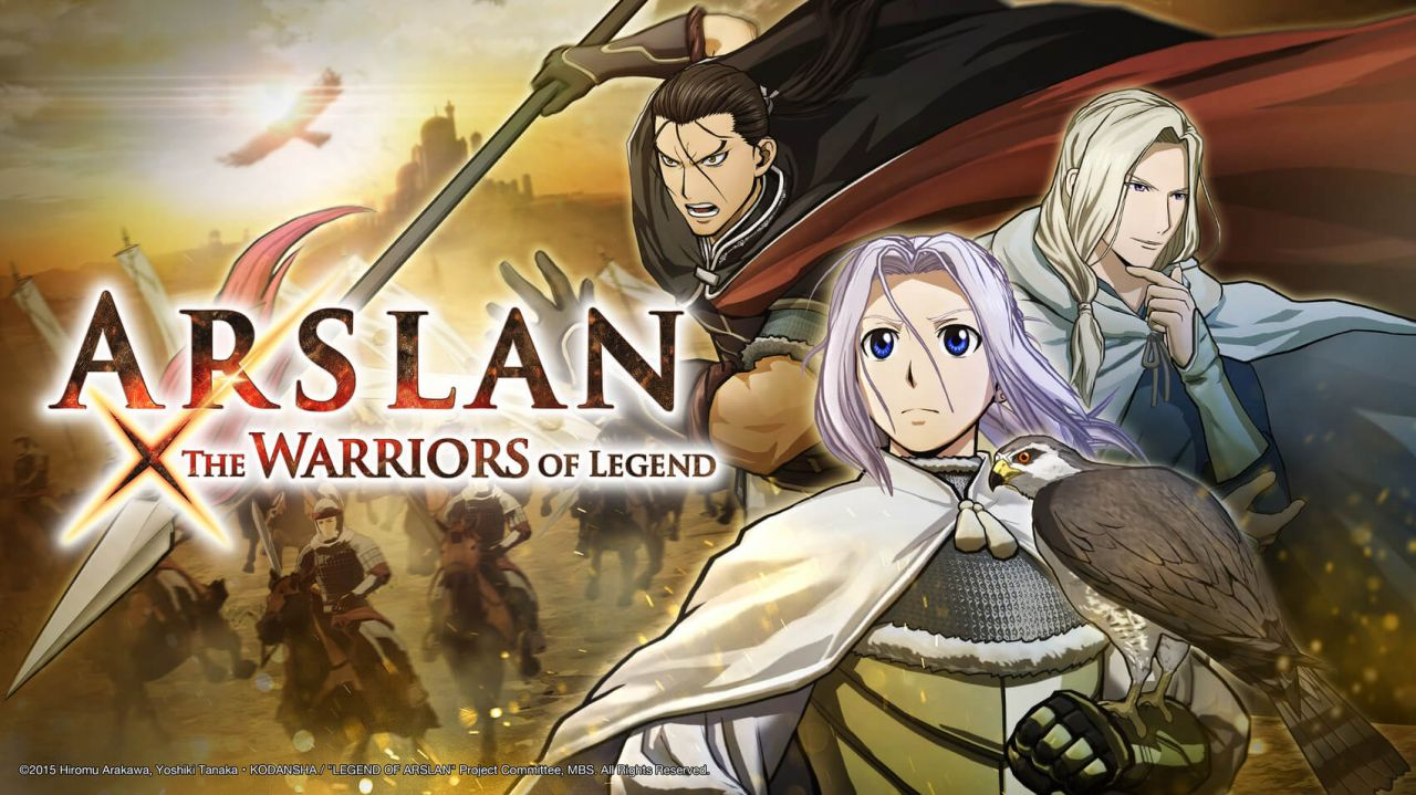 [MAJ] Bon Plan : Arslan the warriors of legend sur PS4 et Xbox One à 11,5 euros