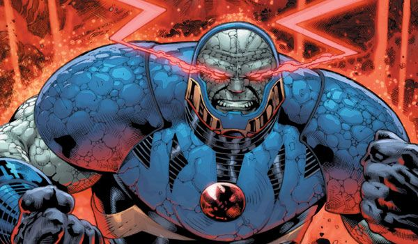 Injustice 2 : Darkseid leaké ?