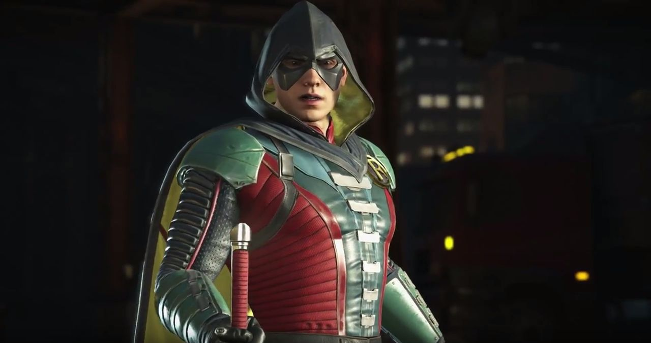 Injustice 2 : Robin passe à l'action