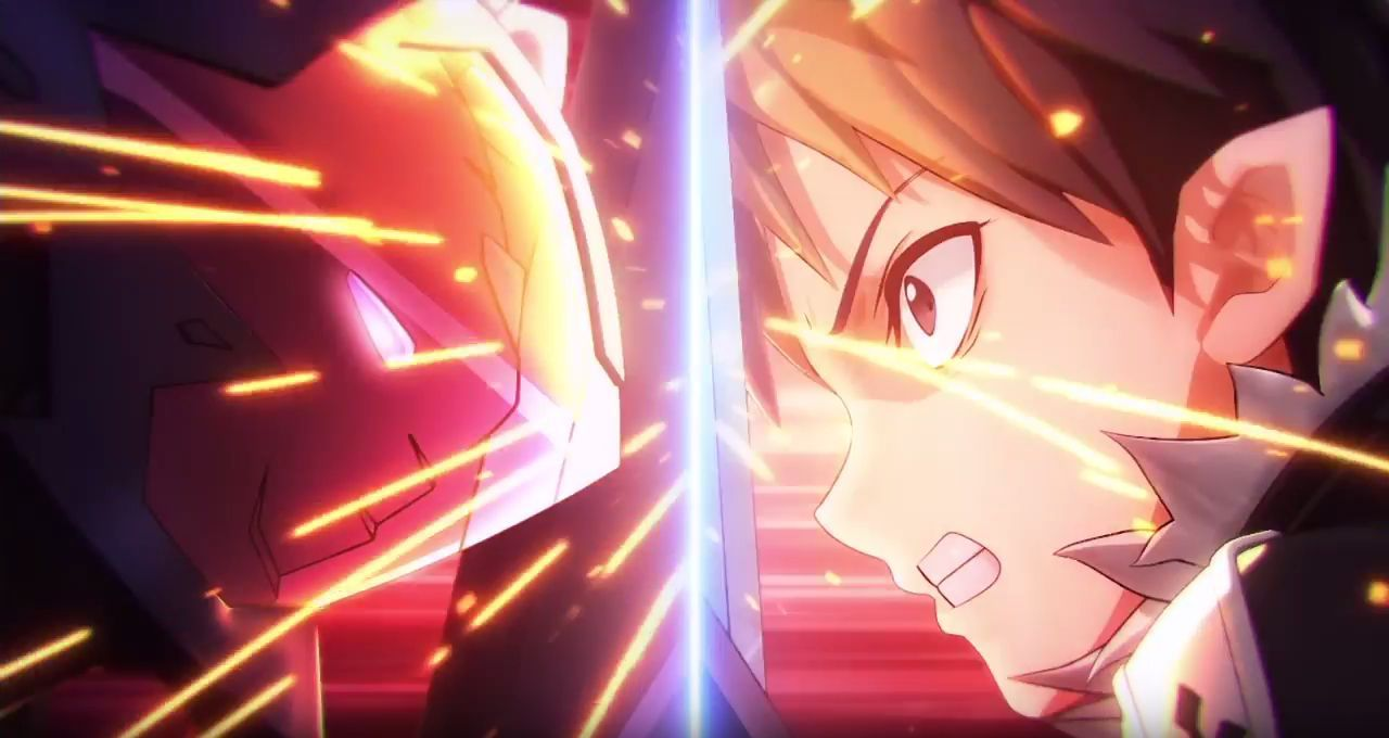 Accel World Vs Sword Art Online : Trailer d'annonce