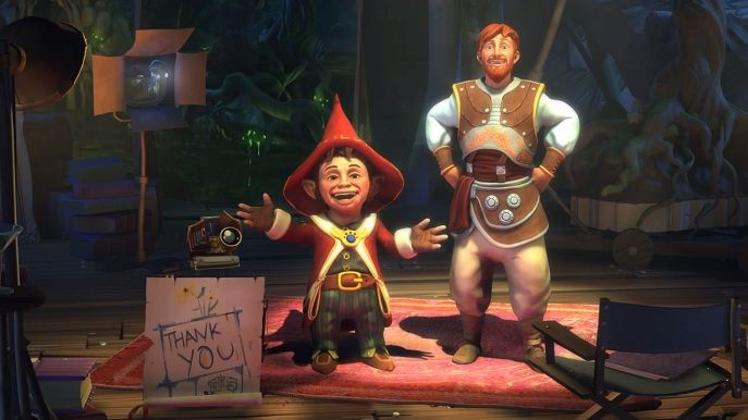 The Book of Unwritten Tales 2 : Trailer pour sa sortie sur smartphones