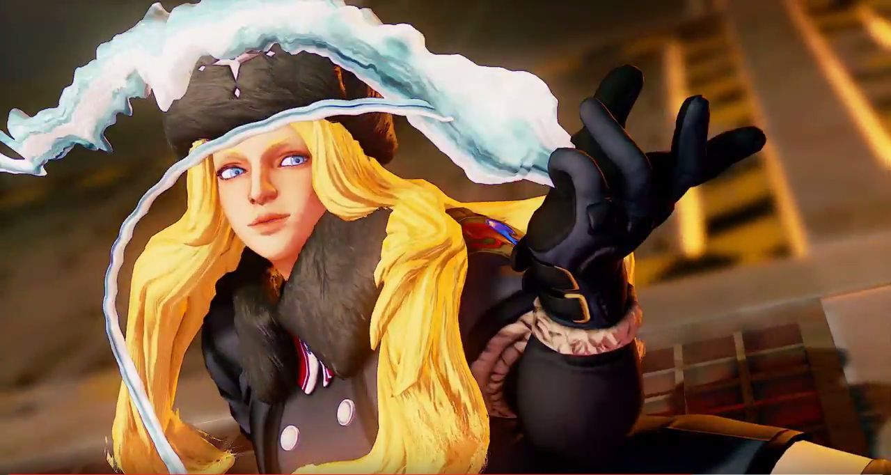 Street Fighter 5 : Bienvenue à Kolin