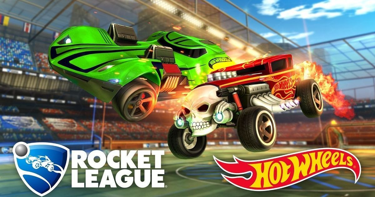 Rocket League retombe en enfance