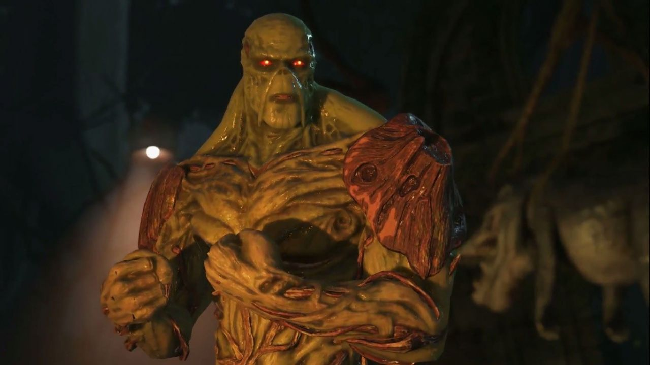 Injustice 2 : Swamp thing dévoilé