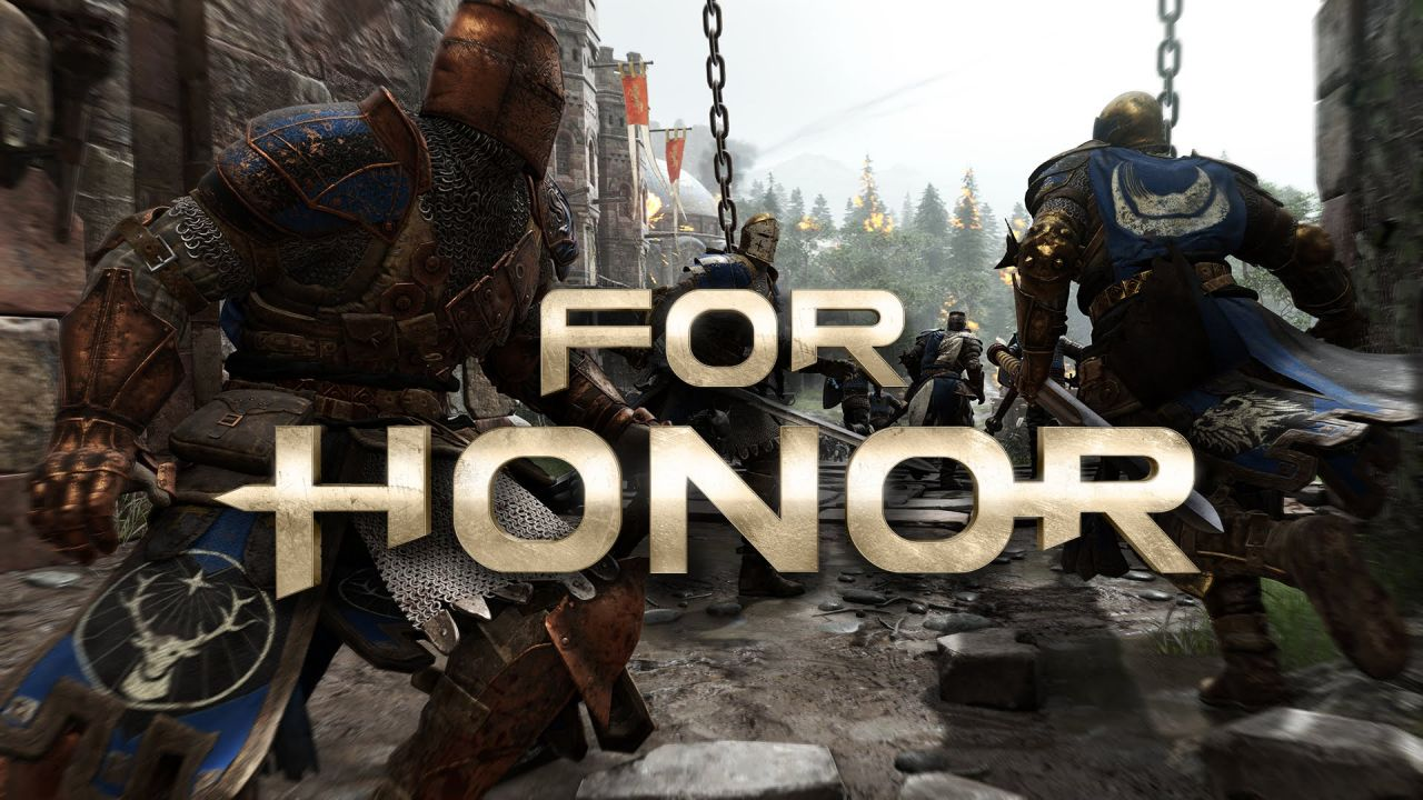For Honor : Le trailer de lancement