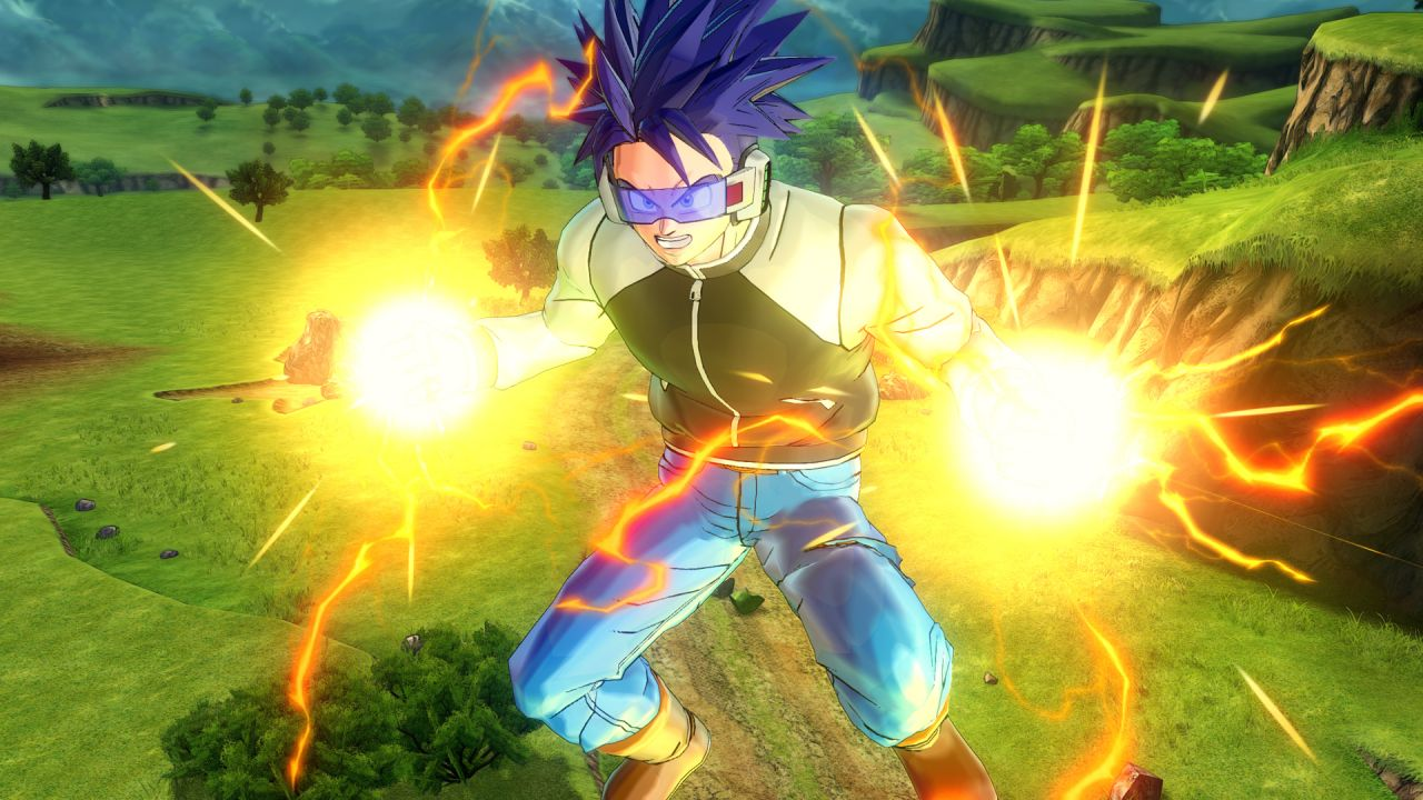 Dragon Ball Xenoverse 2 : Des informations et des images du second DLC