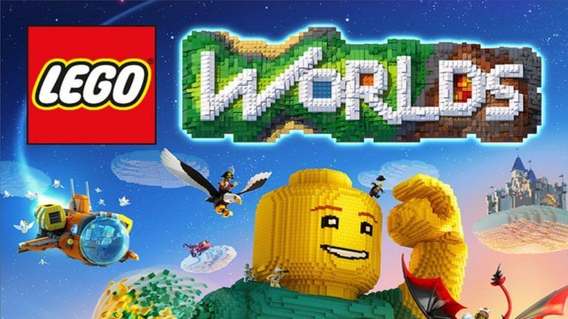 LEGO Worlds : Le trailer de lancement du successeur de Minecraft ?