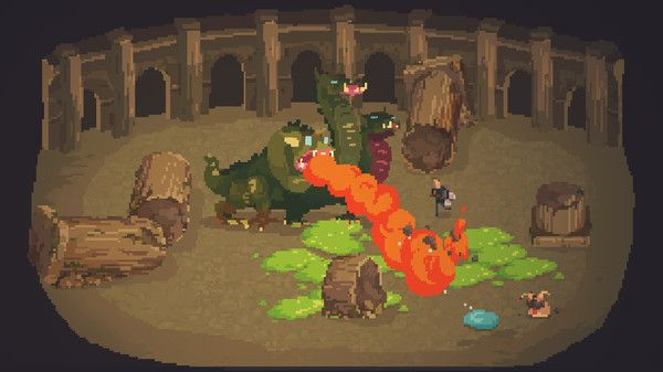 Crawl rampe hors de l'Early Access