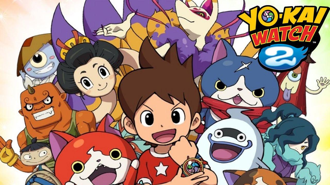 Yo-Kai Watch 2 : Fantomes Bouffis