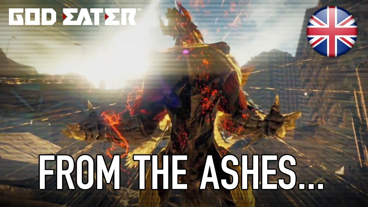 God Eater : From the Ashes