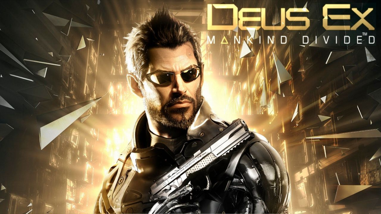 Bon Plan : Deus Ex Mankind Divided - édition day one à 15 euros sur PS4, et 16,35 euros sur Xbox One