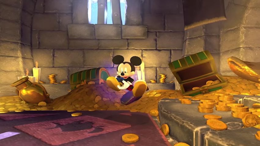 Castle of Illusion : Le retour de Mickey sur les stores PS3, Xbox 360 et STEAM