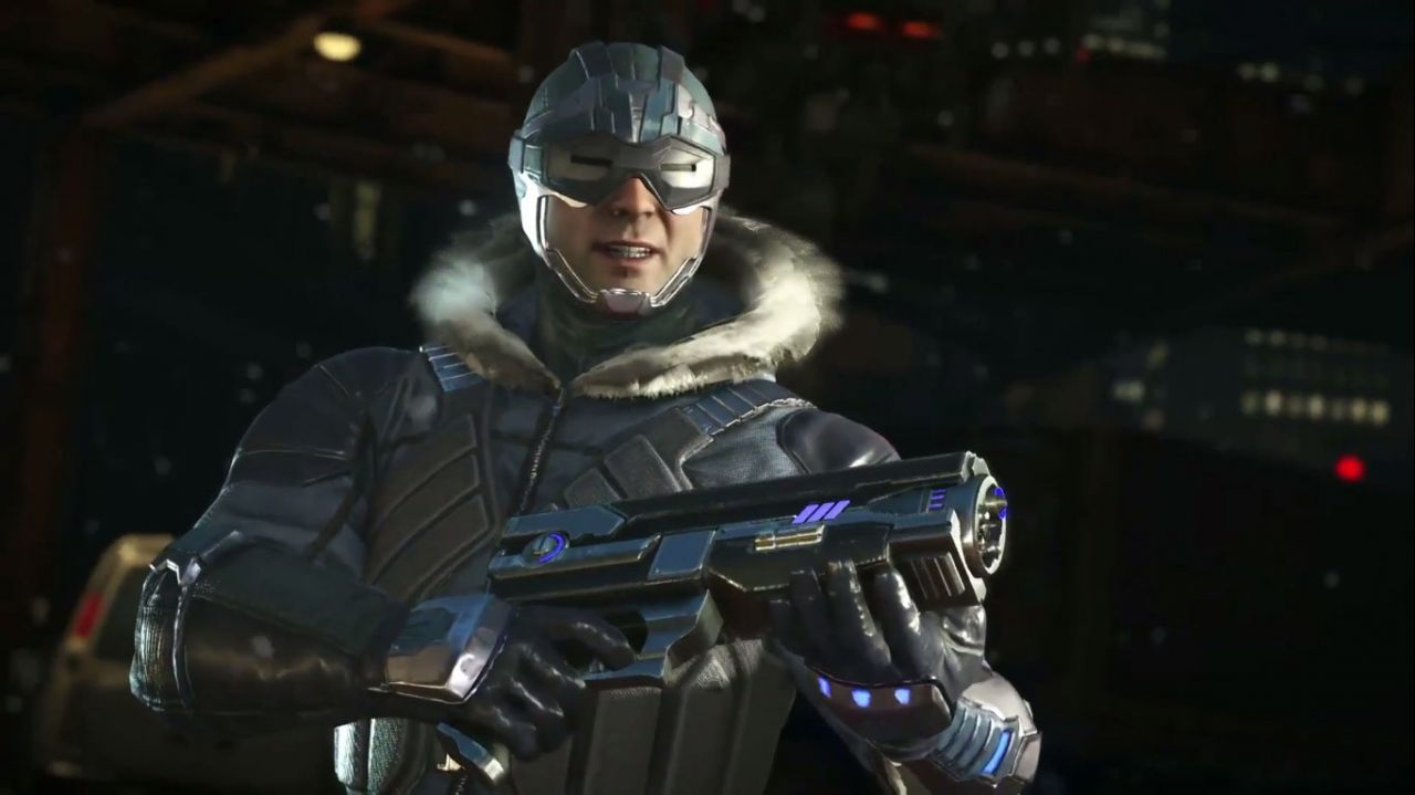 Injustice 2 : Trailer de Captain Cold