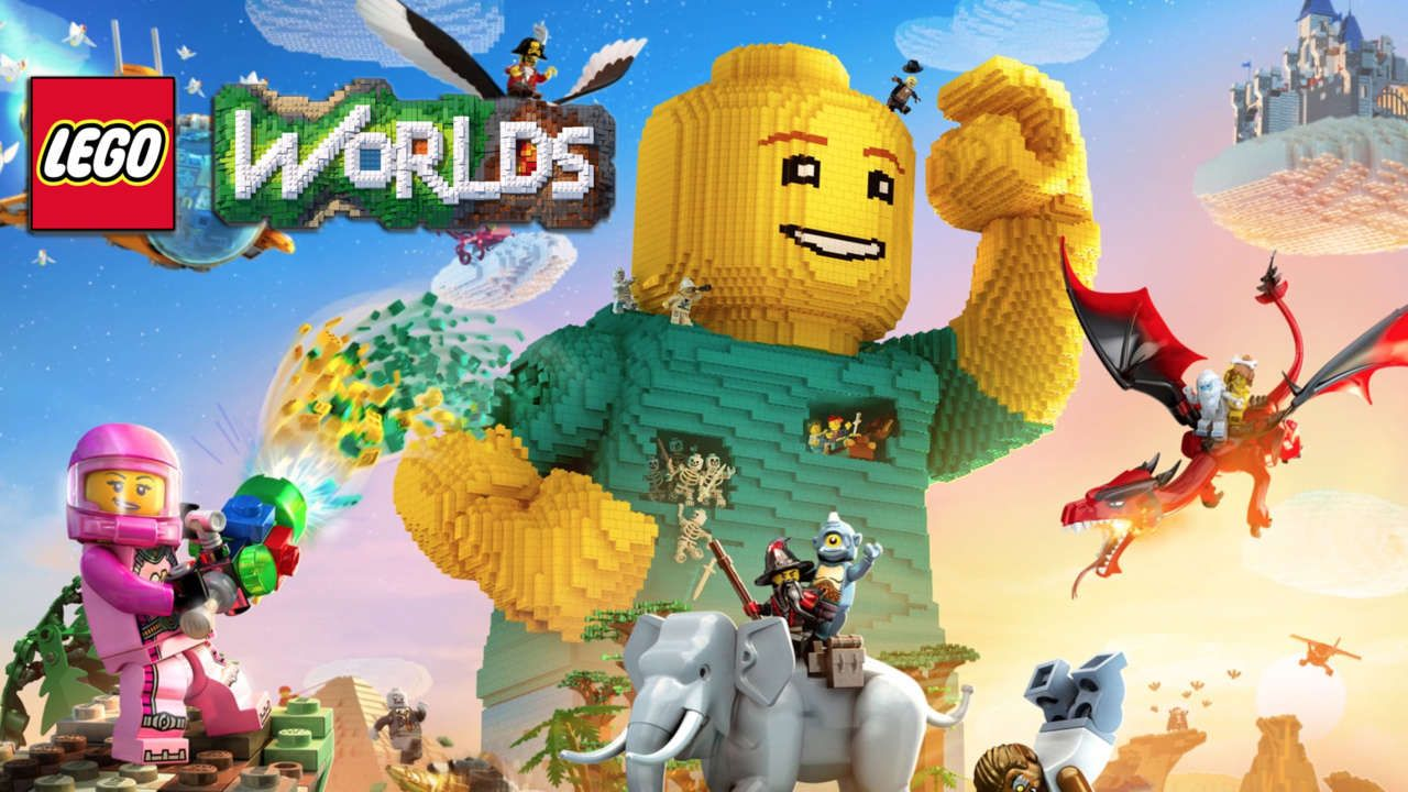 Bon Plan Amazon : Lego Worlds à 25 euros, pour concurrencer Minecraft !