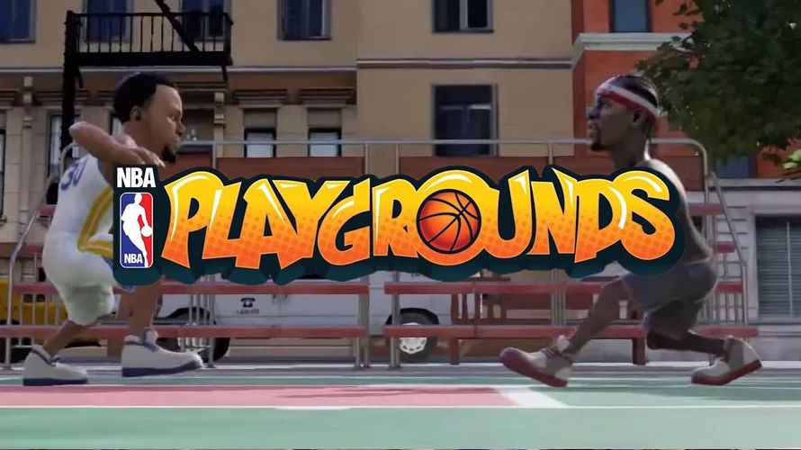 NBA Playgrounds : nouveau trailer de gameplay