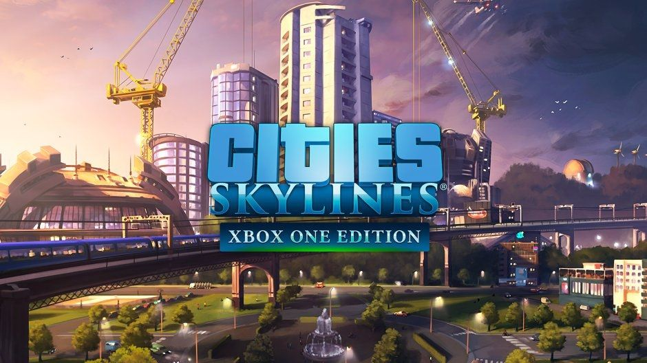 Cities - Skylines : le city builder disponible sur Xbox One