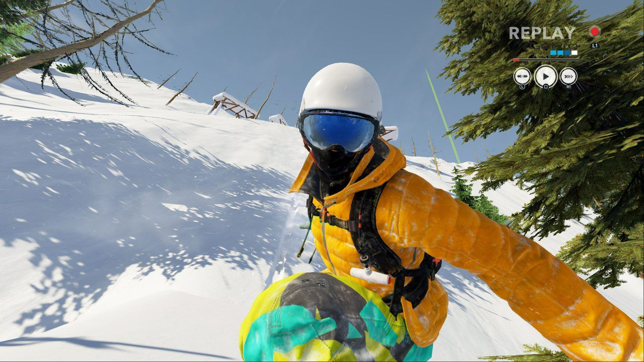 Steep : Trailer de l'extension Winterfest