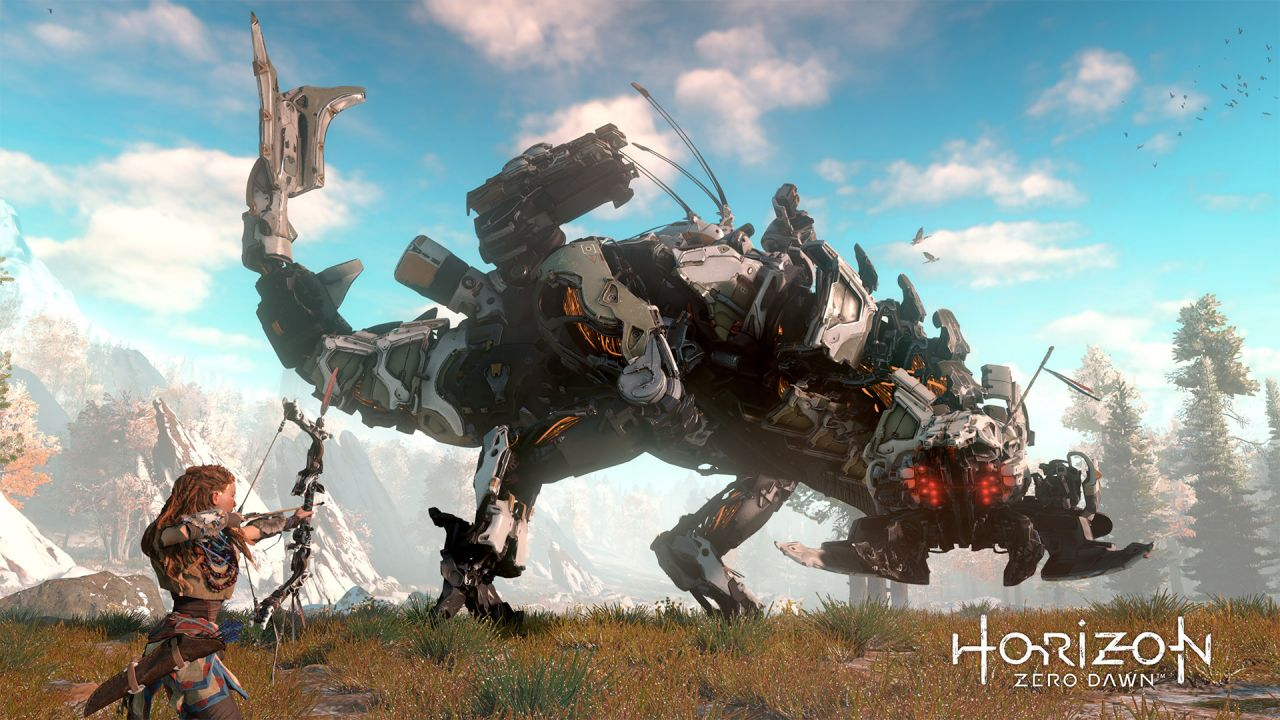 Horizon Zero Dawn : réduction sur le PS Store