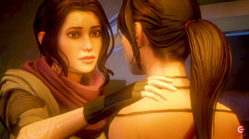 Dreamfall Chapters : Trailer de lancement
