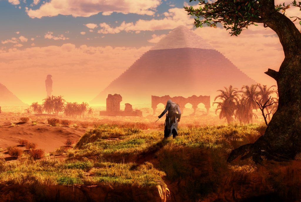 E3 J-39 : Assassin's Creed Origins, une présentation officielle à venir ?