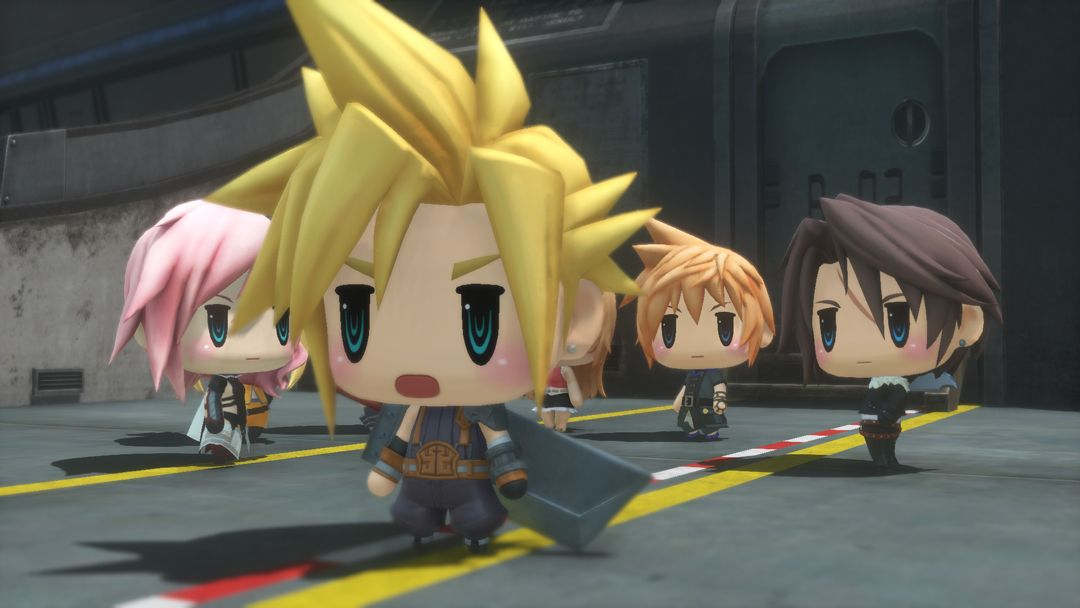 Bon Plan : World of Final Fantasy sur PS4 à 31,46 euros (au lieu de 59...)