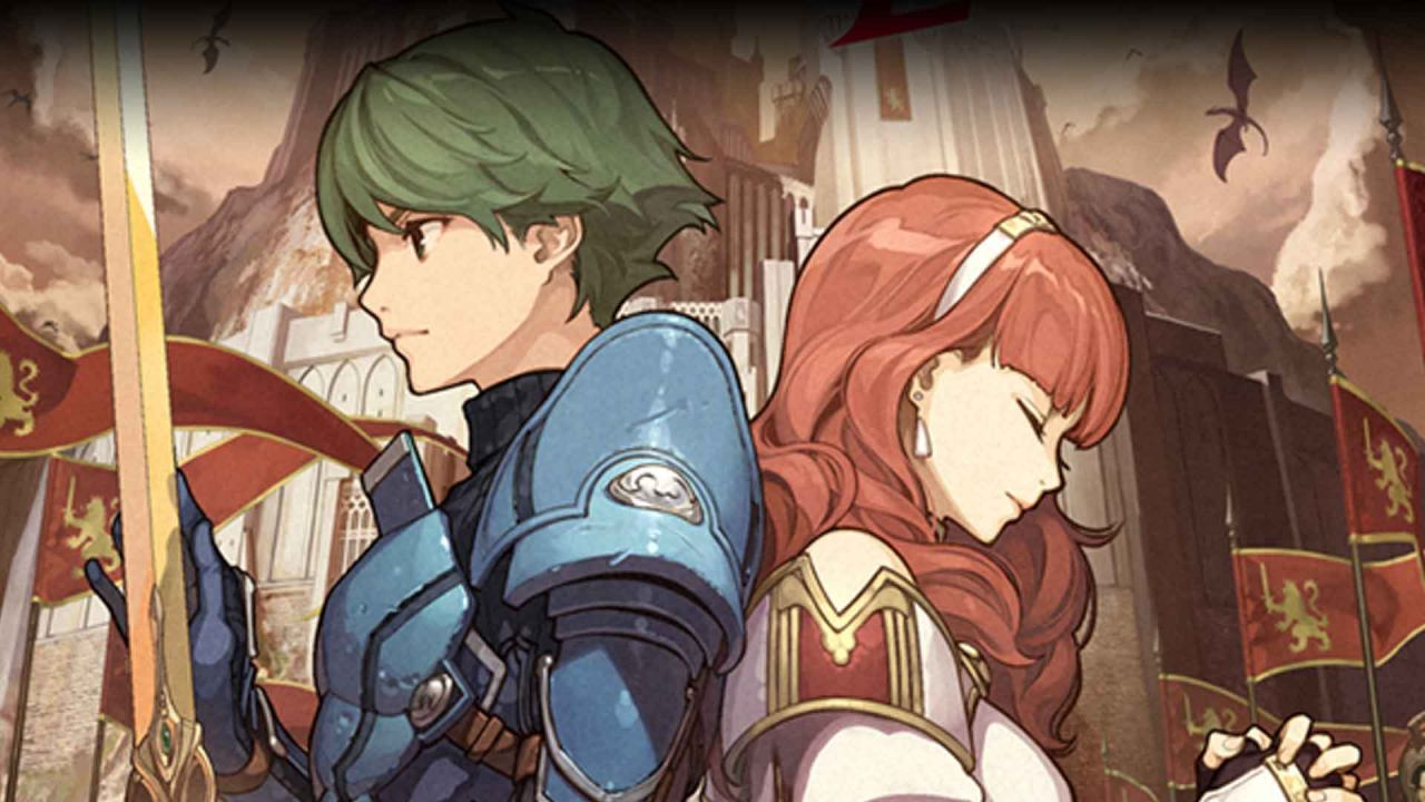 Fire Emblem Echoes Shadows Of Valentia : Publicité de lancement