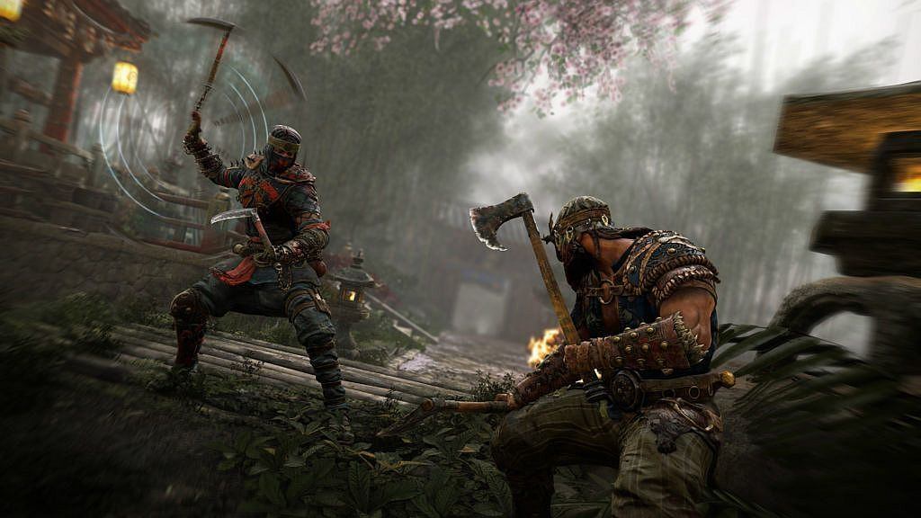 For Honor Shadow and Might : ca va saigner !