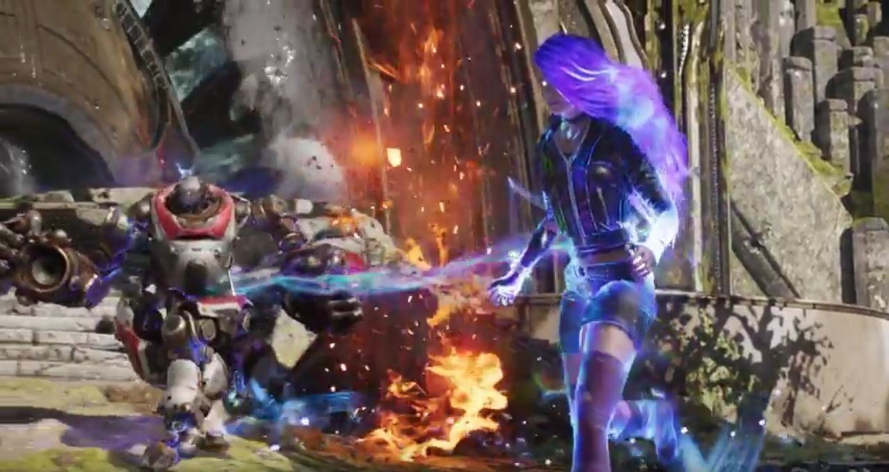 Paragon : Phase a la rescousse