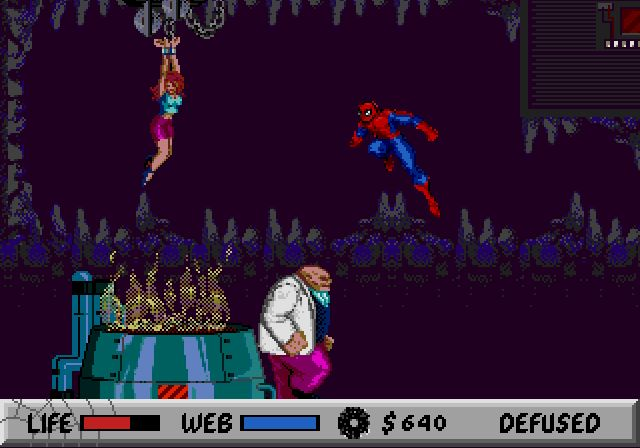 The Amazing Spider-Man vs The Kingpin