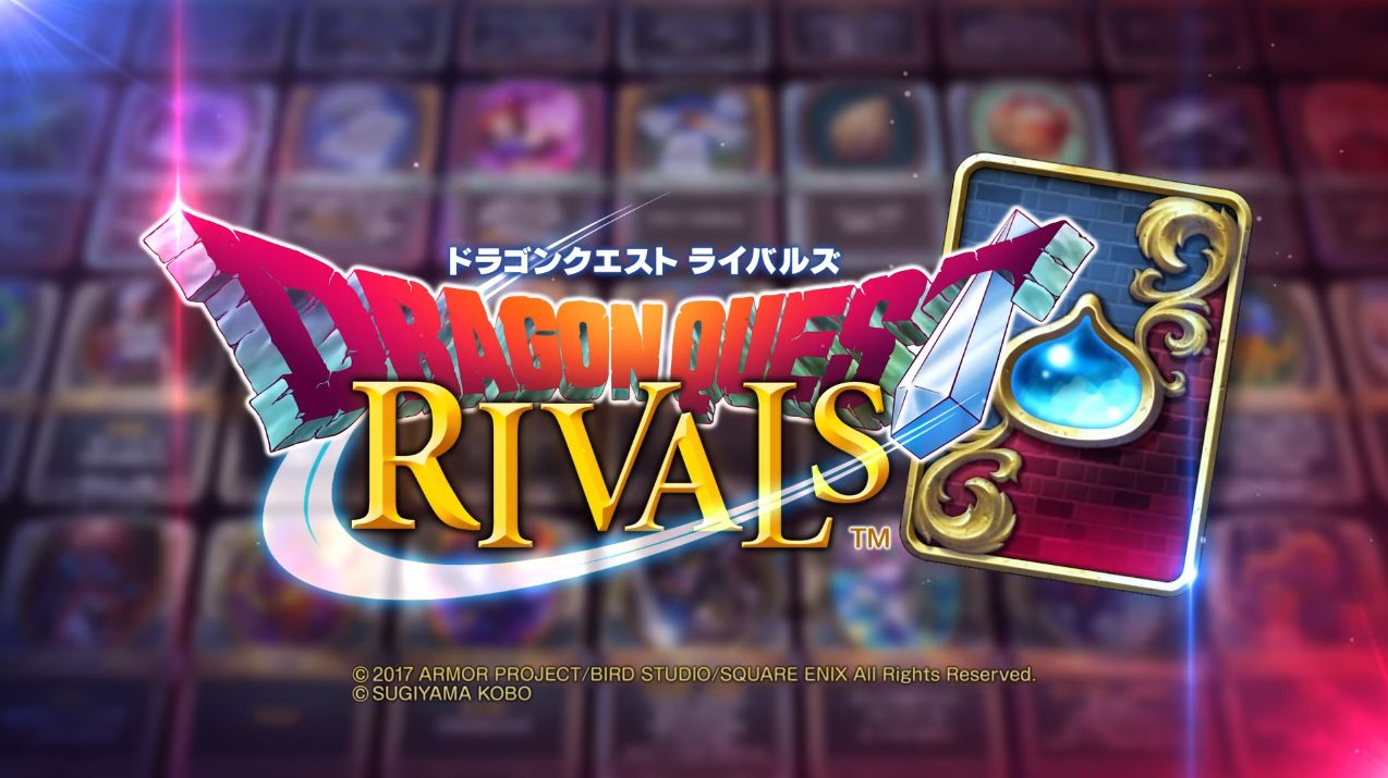 Dragon Quest Rivals : un jeu de cartes sur Android et ios
