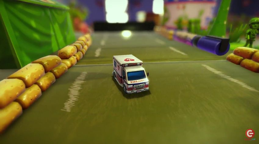 Micro Machines World Series : La deuxième bande-annonce de gameplay