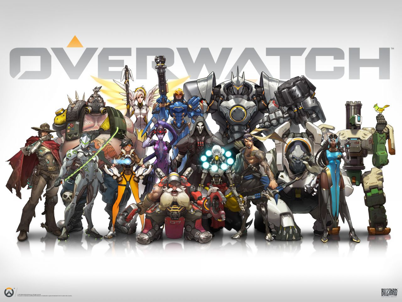 Overwatch : week-end gratuit !